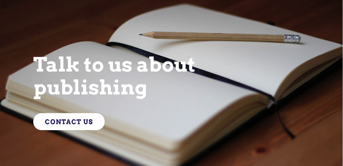 Talk to us about publishing