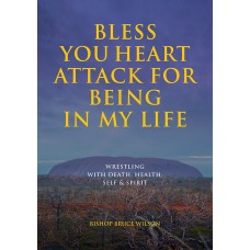 Bless You Heart Attack for Being in My Life Wrestling with Death, Health, Self & Spirit